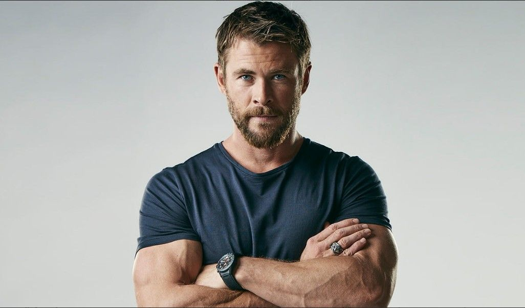 Pin on Chris Hemsworth