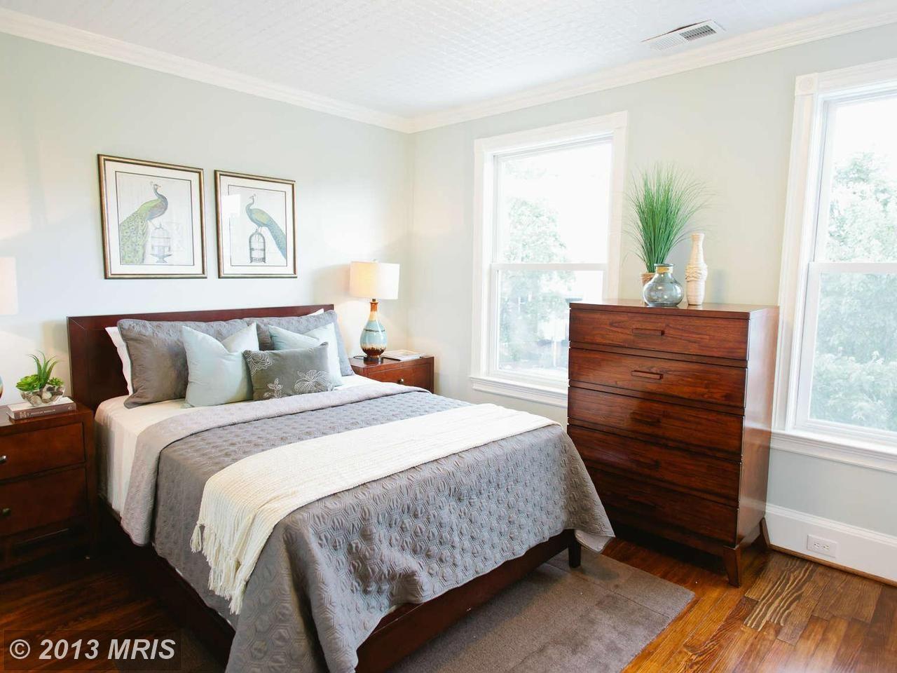 bedroom staging. Master Bedroom Staging