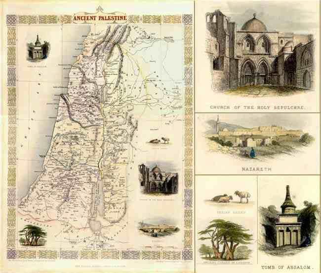Palestine 1900 MAP Quickbuzz Pinterest Palestine