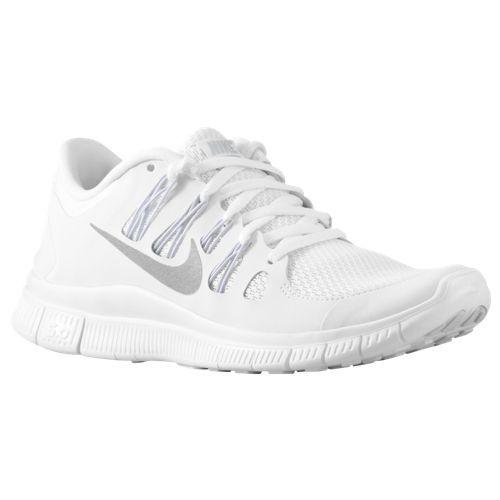 Nike Free Blanc 5,0 Femmes
