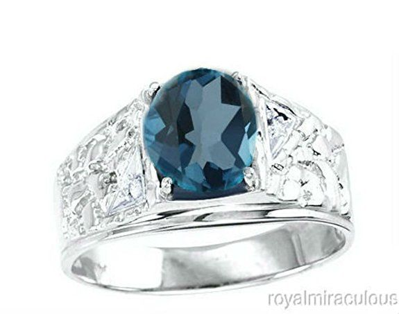 round rings sapphire pear in gold ring aquamarine with birthstone wedding december white and htm sapphires