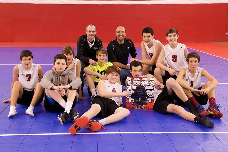 Rvc Boys 14 1 Win A Bid To Nationals At The Boys Atlantic North Eastern Championship March 2015 Wrestling Boys Volleyball