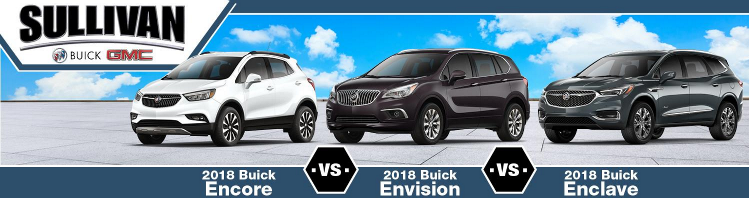 Are You Looking For A New Buick Suv But Don T Know Which Model Is Right For Your Needs Click To Read About The 2018 Buick Enc Buick Sport Utility Vehicle Suv