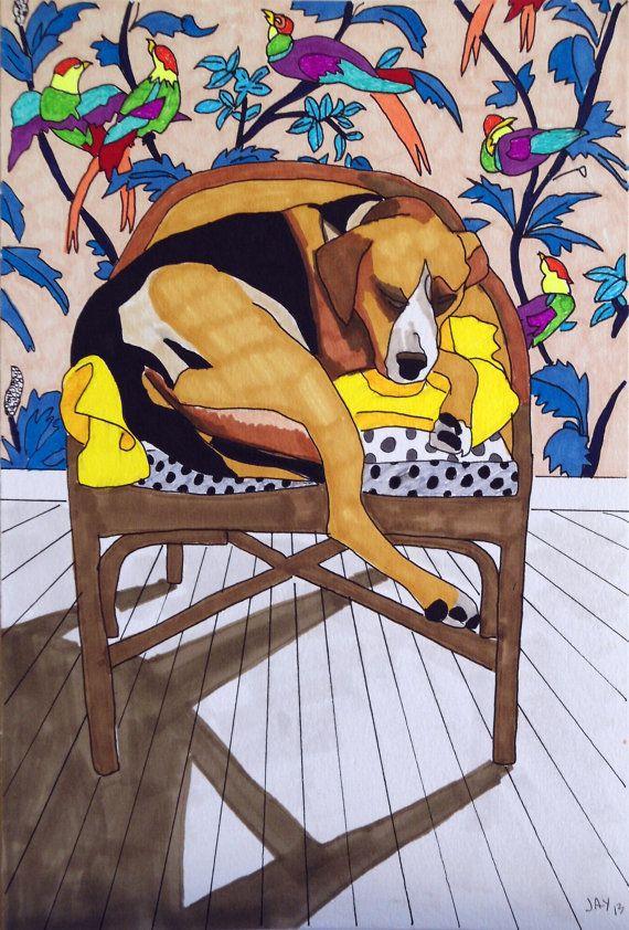 Dog / Portrait / Jay McClellan Studio