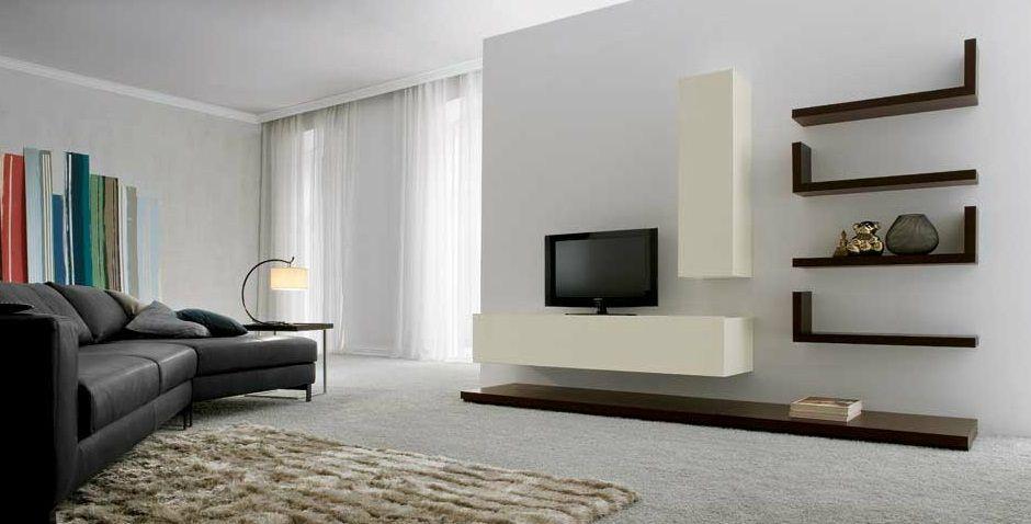 30+ Minimalist Living Room Ideas U0026 Inspiration To Make The Most Of Your  Space | Living Room Bookshelves, Bookshelf Wall And Minimalist