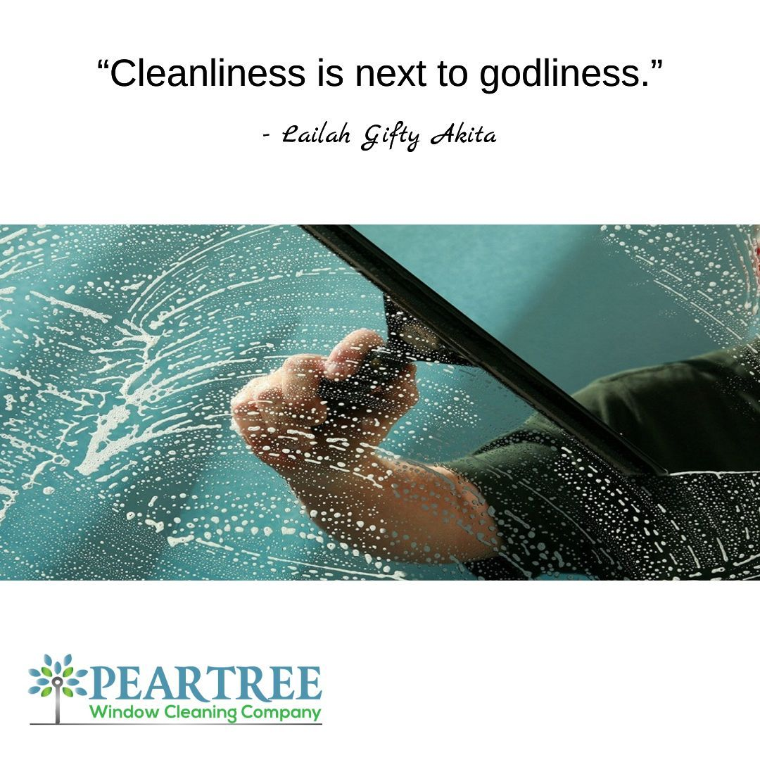 We Agree There S Nothing Nicer Than Having Sparklingly Clean Windows Cleaned By Pear Tree Windows Window Cleaning Tips Window Cleaner Best Window Cleaner
