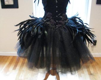Etsy Com Black Swan Costume Related Items Nahen Kostum