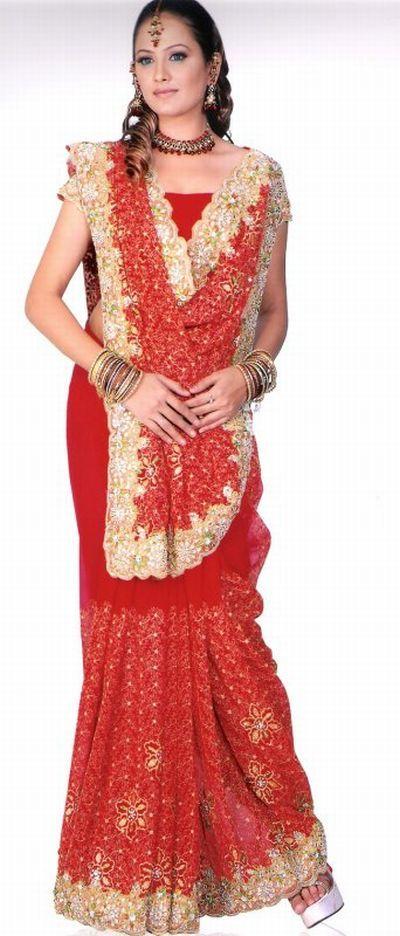 Hair and Jewellery | Tw | Pinterest | Indian sarees, Saree and India