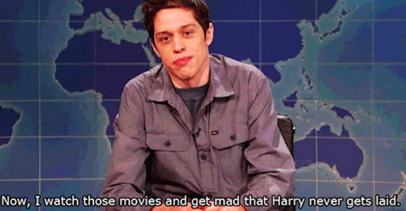 12 Reasons Pete Davidson Is The Most Relatable Snl Cast Member Snl Cast Members Comedian Quotes Snl Quotes