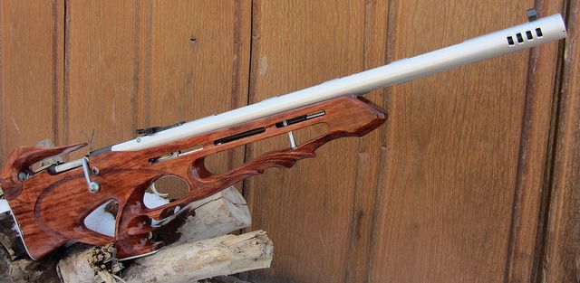 Utah Custom Gunstocks Takes An Old Mosin Nagant Rifle And Converts