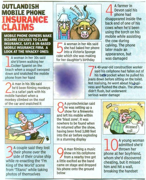 Funny Insurance Claim Health Insurance Humor Health Education