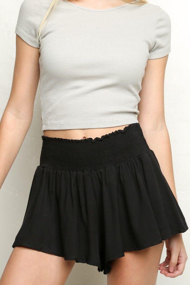 456a4a649b Brandy ♥ Melville | Jolene Shorts - Shorts - Bottoms - Clothing ...