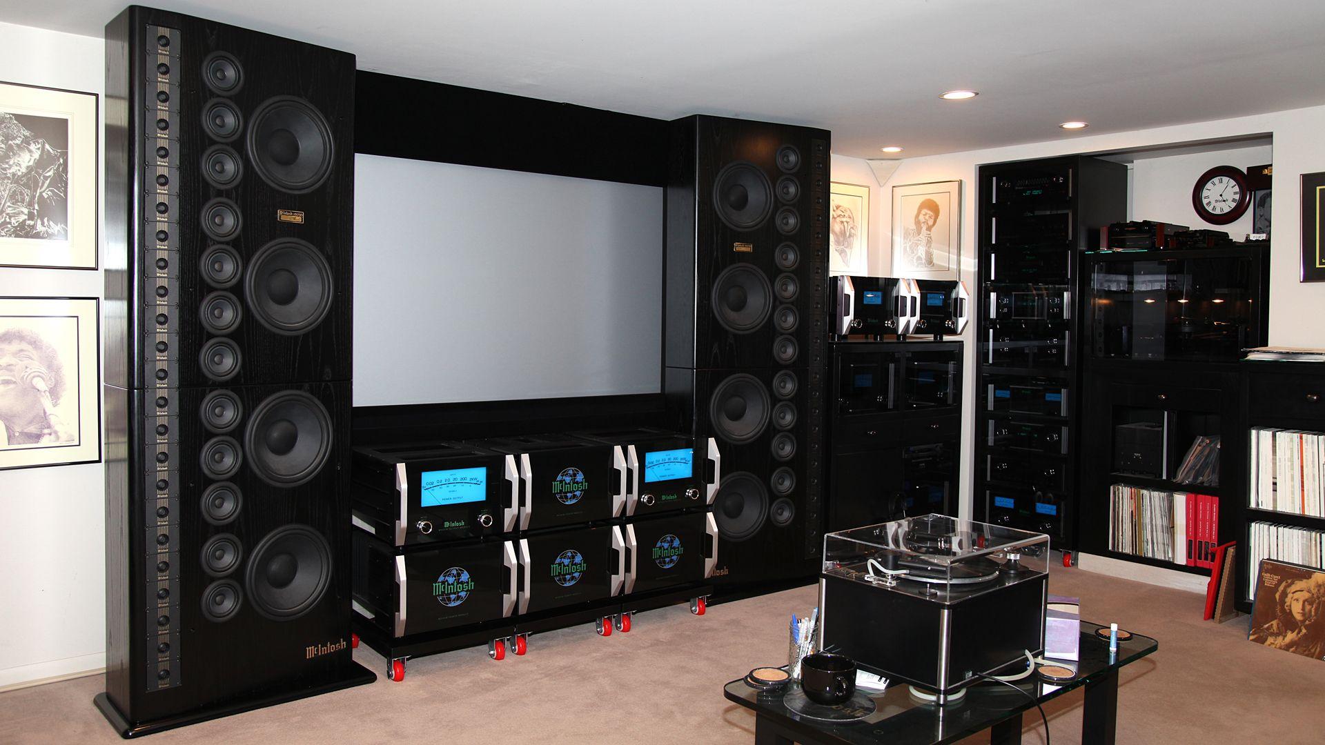 My Dream Audio System Love It Sound Room Audiophile Listening