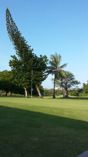Hole # 18 Nyali Golf Club