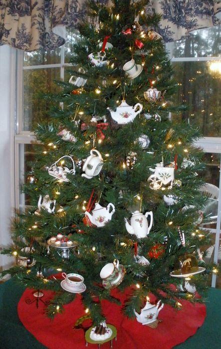 Christmas Tea Tree Christmas Tea Party Christmas Tea Christmas
