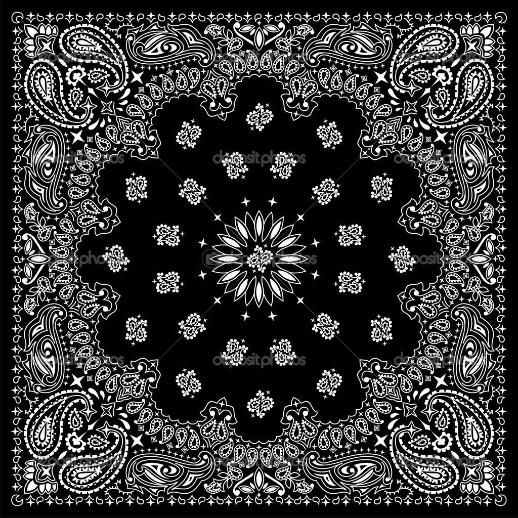 Black Bandana Wallpaper - http://wallpaperzoo.com/black ...