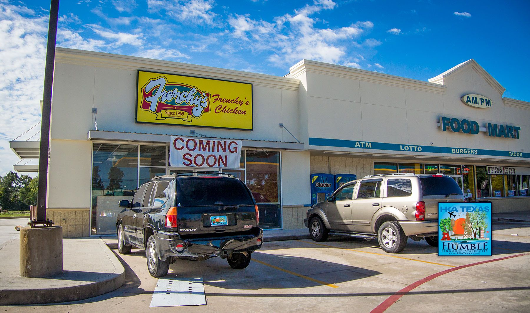 Frenchy's Chicken to open in Humble, TX later this month