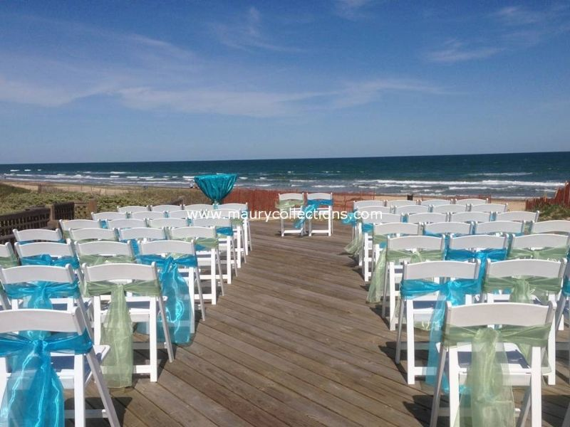 Maury Collections Can Help You Plan And Decorate Your Next Event From Beautiful South Padre Island Beach Weddings To Elegant Venues