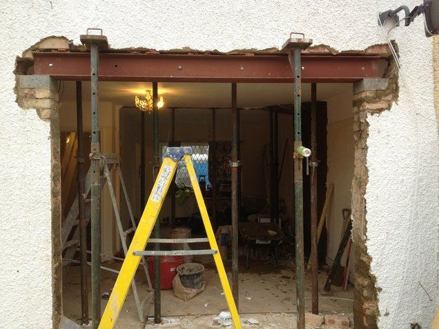 Steel Beam Installation Service London If You Require