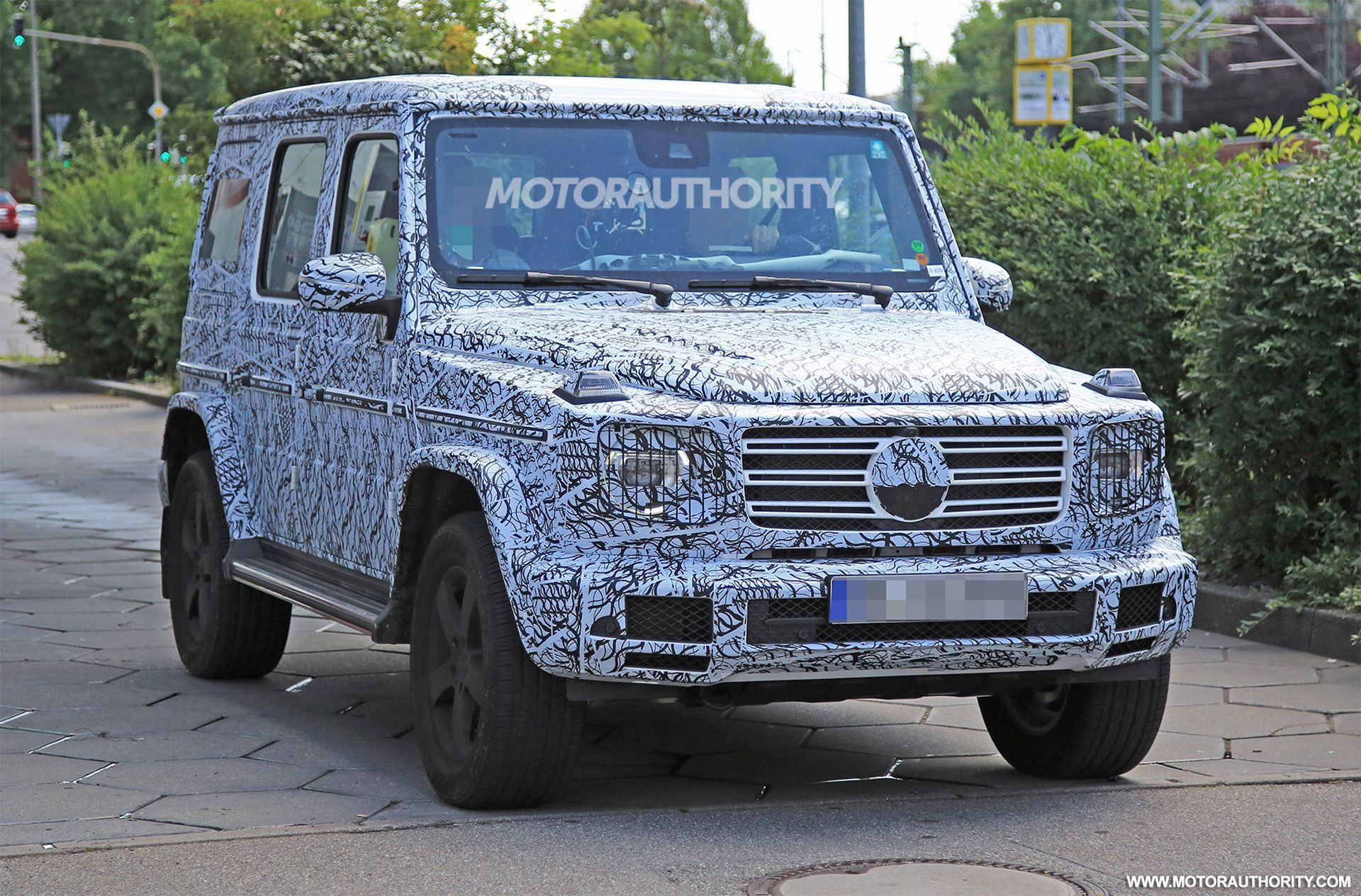 2020 Mercedes G Wagon Exterior Price And Release Date With Images