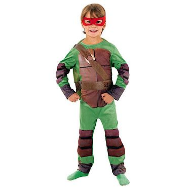 Teenage mutant ninja turtles costume small age 3 4 carter child deluxe teenage mutant ninja turtle tmnt fancy dress kids costume 4 masks in clothes shoes accessories fancy dress period costume fancy dress solutioingenieria Gallery
