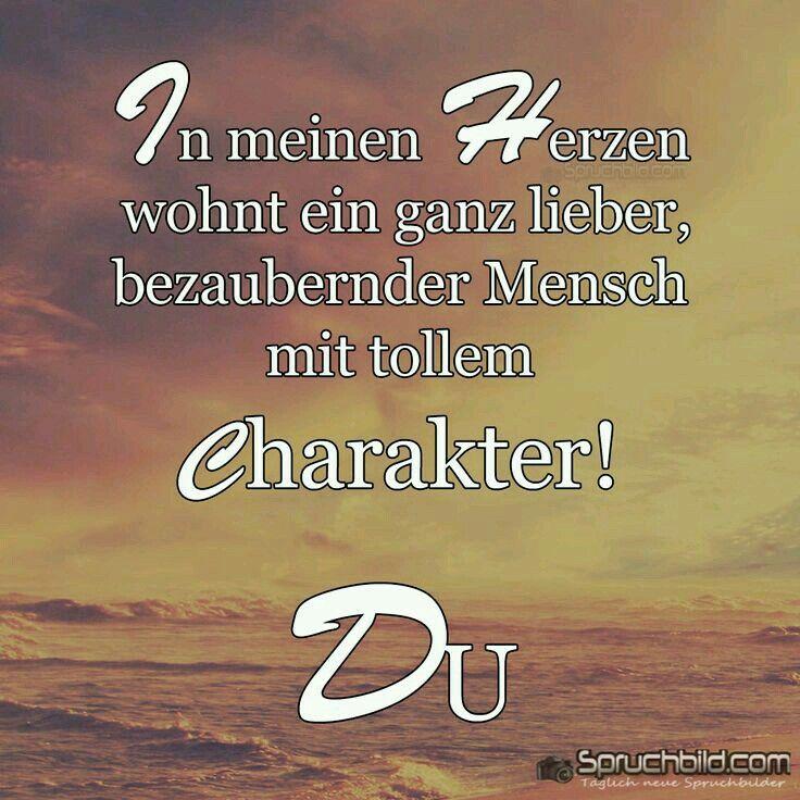 Du Ich Liebe Dich Von Ganzem Herzen Spruche Freundschaft Zitate Danke Liebesbezeugungen