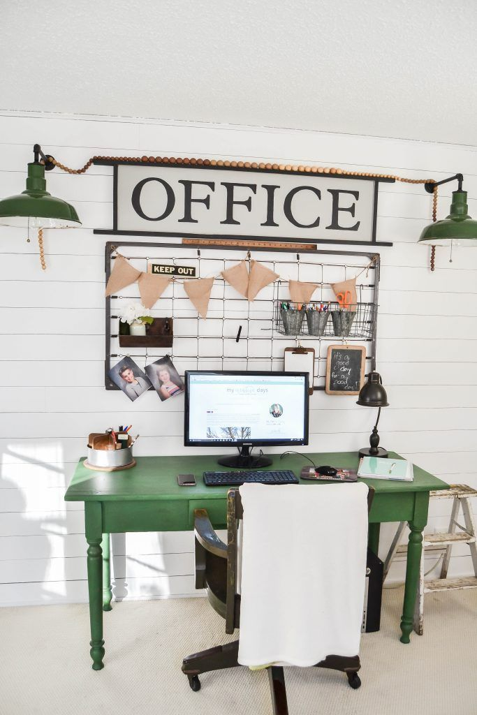 Office Sign DIY You Can Make In No Time & Customize To
