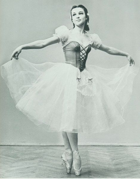 Ekaterina Sergeevna Maximova (1939-2009) was a Soviet and Russian ballerina of international renown. Maximova performed with the Bolshoi Ballet from 1958 until 1980.