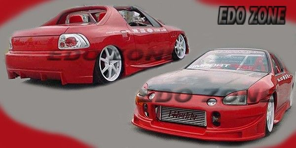 I Can Install A Body Kit On Your Car, Like The One On This Honda