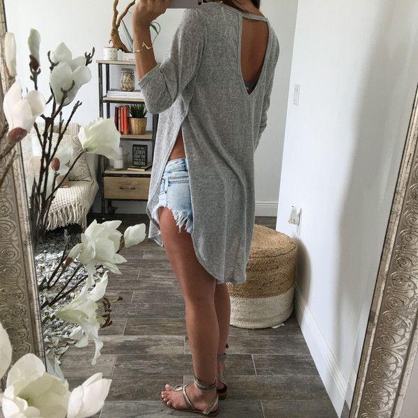 Katya 3/4 Sleeve Tunic
