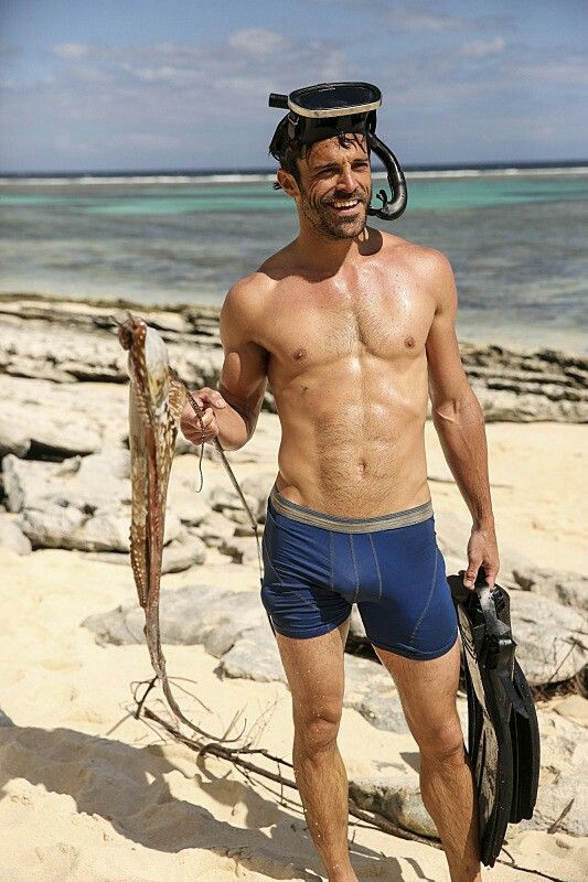 Sexiest men on reality tv #12