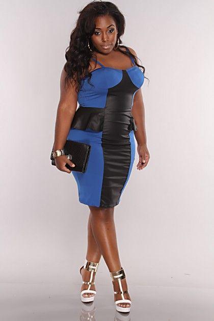 royal blue plus size club dresses | best dress ideas | pinterest