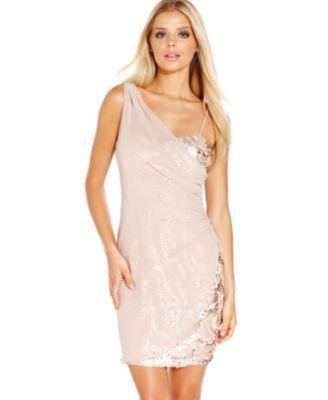 a548f5e17d78f Jump Juniors Dress, Sleeveless Chiffon Sequin | macys.com | My Style ...