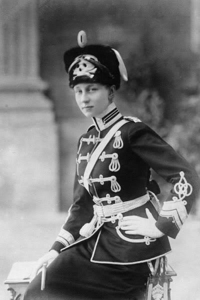Princess Viktoria Luise of Prussia, the Kaiser's daughter