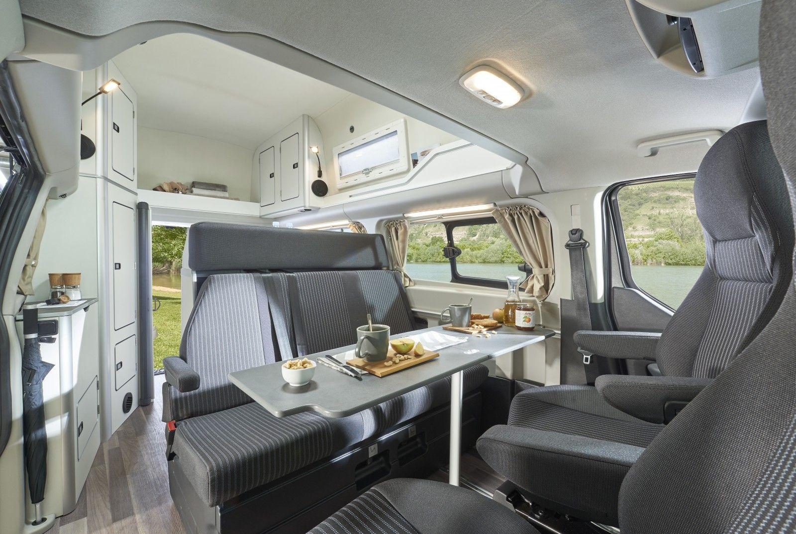 Westfalia Big Nugget Ford Transit Camper Transit Custom