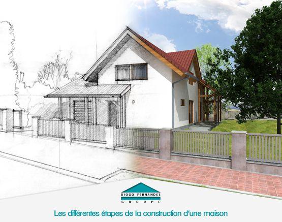 Les Différentes étapes De La Construction Du0027une Maison Individuelle. Http://