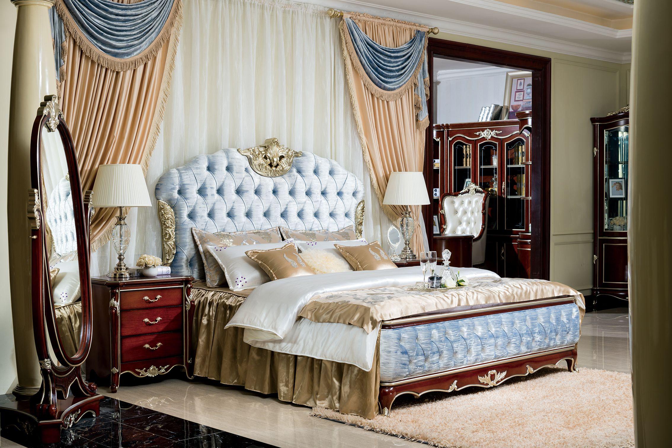 bedroom set 3 Bedroom set, European furniture