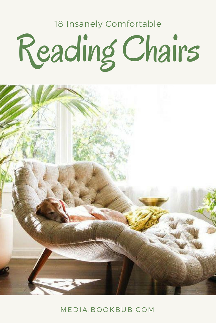 Best 18 Comfy Reading Chairs Perfect For A Corner In Your 400 x 300