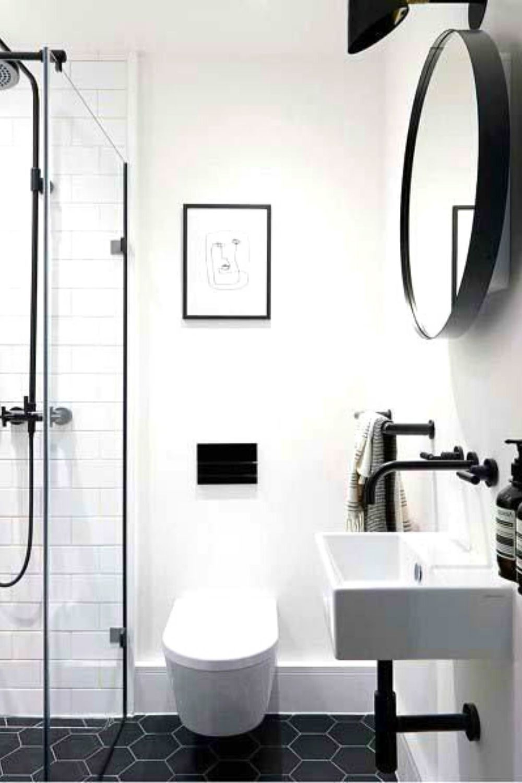 Best White Bathroom Ideas In 2020 White Bathroom Designs White Bathroom Black White Bathrooms