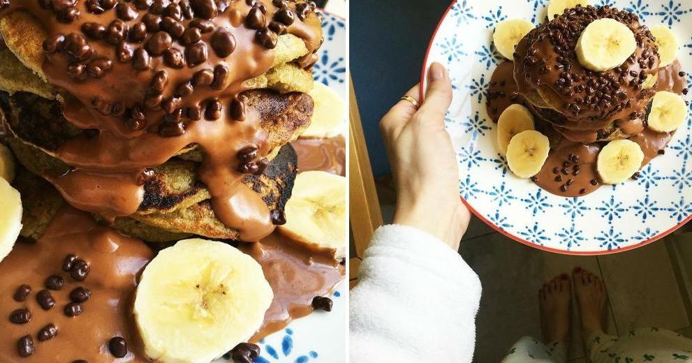Deliciosas tortitas de avena y plátano que tú también puedas hacer en casa