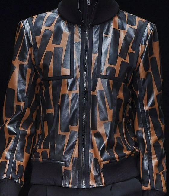 patternprints journal: PRINTS, PATTERNS AND TEXTILE SURFACES FROM PARIS CATWALKS (MENSWEAR F/W 2015/16) / Songzio