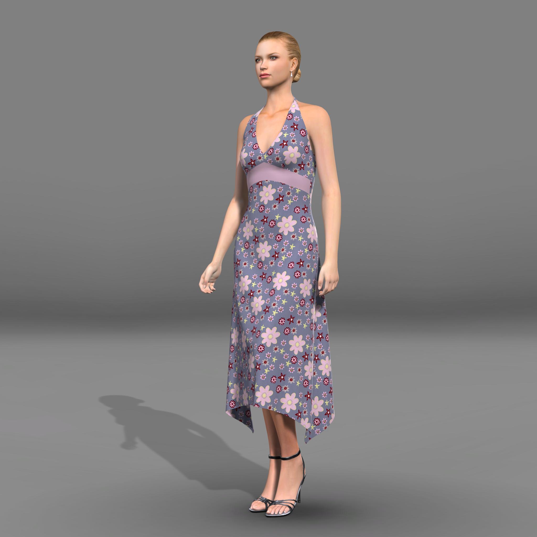 Optitex 3D Garment Simulation