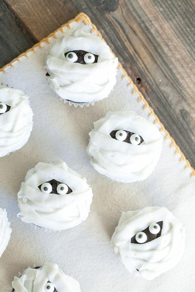 20 Adorably Spooky Halloween Treats   Glitter, Inc.