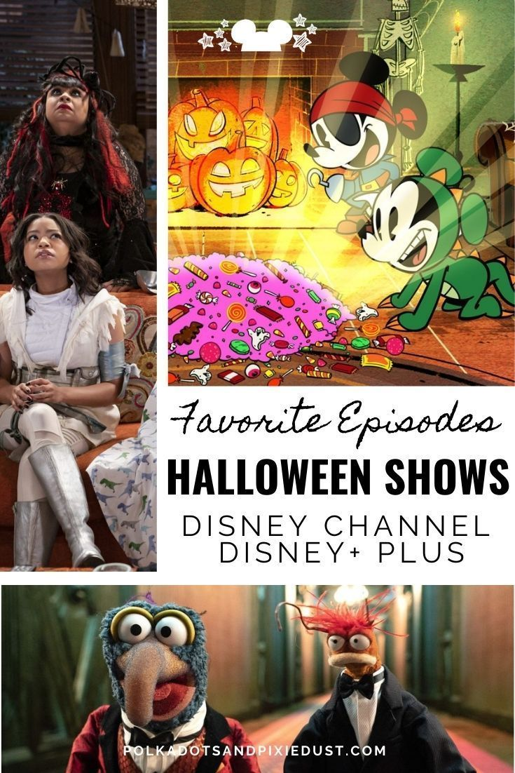 Looking for new Halloween Shows from Disney Channel and Disney Plus? Check out our quick list of Halloween favorites, Halloween Episodes, and all the new Halloween shows coming to Disney+ #polkadotpixies #disneymovies #disneychannel #disneyhalloween
