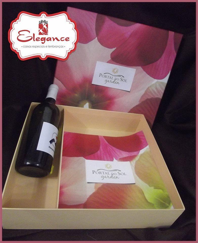 Faça seu pedido agora em nossa loja virtual!  http://fb.com/Elegancecaixasespeciais
