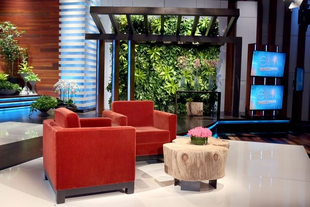 The Ellen Degeneres Show Set Design Gallery Ellen Degeneres Show