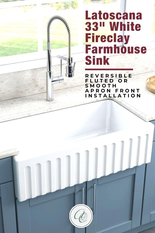fireclay farmhouse sink farmhouse sink