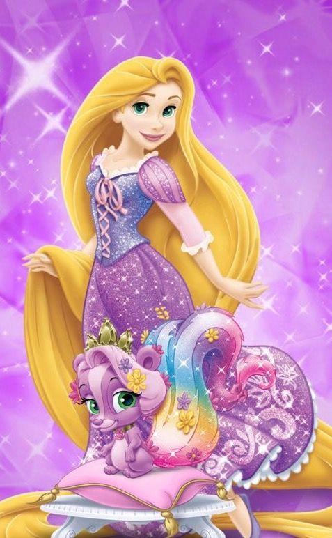 Meadow & Rapunzel
