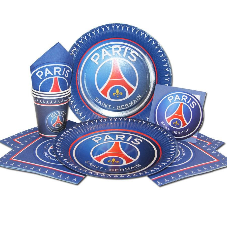 ambiance anniversaire paris saint germain. Black Bedroom Furniture Sets. Home Design Ideas