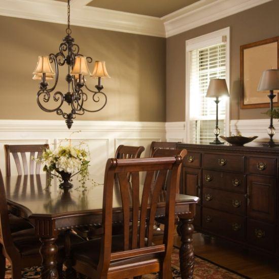 Dining Room Paint Colors | Dining Room Paint Colors Ideas Dining Room Paint  Colors    Curated By: Modern Paint U0026 Floors | 102 1875 Spall Rd Kelowna  (BC) V1Y ...